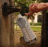 Бутылки «Eco-water» набирают популярность у гостей и местных жителей Рима