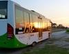 В Гроссето курсирует первый в Европе электроавтобус