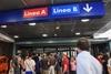 Белоруску зажало в дверях в римском метро из-за невнимательности машиниста