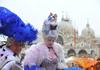 Почти 23 тысячи человек приняли участие вчера в Венецианском карнавале, а сегодн