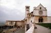 Туристы получат КПК, который сопроводит их, во время визита в храм Святого Францика в Ассизи