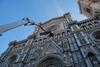 Флоренция: впервые за 6 веков посетители смогут увидеть вблизи центральный витра