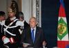 Сегодня президент Итальянской Республики сложит свои полномочия