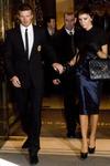 Мода: супруги Бекхэм в Милане для Vogue- Sky