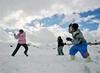 В Ферраре собираются запретить бросаться снежками