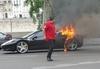 Итальянская компания Феррари расследует серию странных аварий своего автомобиля