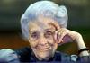 Итальянской обладательнице Нобелевской премии и пожизненному сенатору Рите Леви-