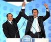 Фини и Берлускони: создадим учредительное собрание