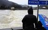 В Тоскане из-за непогоды дороги превратились в реки