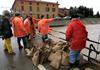 Непогода привела к наводнениям и жертвам в Эмилии-Романии