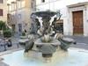 В Риме оштрафована пара за купание в фонтане