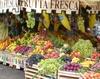 Пестициды в итальянских овощах и фруктах: за последние 10 лет содержание снизило