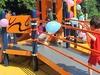 При детской больнице Рима открылась игровая площадка для детей-инвалидов