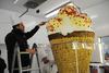 В марте будет проведен Европейский день мороженого