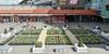 Рим: на станции Тибуртина возник сад, вдохновленный садами Виллы Адриана в Тивол