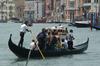 В Венеции гондольеры подрались на глазах у туристов