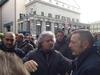 В Генуе четвертый день продолжается транспортная забастовка