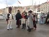Наполеон покидает остров Эльба: состоялась ежегодная инсценировка исторического
