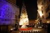 Венеция: рождественская ель возвращается на площадь Сан-Марко