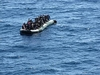 Спасены более 200 мигрантов, терпевших бедствие у берегов Ливии