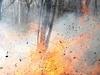 В Италии продолжаются лесные пожары