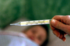 В Италии зарегистрирован первый случай сезонного гриппа