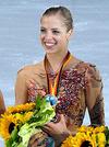 Каролина Костнер выиграла Гран-при  по фигурному катанию