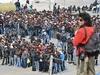Этой ночью у берегов Лампедузы высадилось около 800 мигрантов