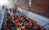 Итальянцы спасли более 2000 нелегальных беженцев за последние 48 часов