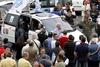 Рим парализовала забастовка таксистов