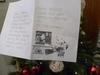 Письмо Деду Морозу пролетело 280 км на воздушных шарах