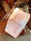 Жительница Пизы нашла послание в бутылке
