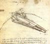 В Италии построили летательный аппарат, описанный Да Винчи