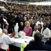Явление Богородицы в Неаполе собрало 15 тысяч верующих со всей Италии