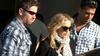 Мадонна открывает в Риме новый спортивный центр