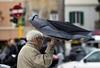 В центре Италии вновь бушует непогода