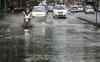 В Италии на смену горячему антициклону пришли сильные грозы и ураганы