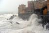 На Италию наступает холодный циклон
