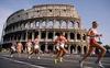 Рим готовится к проведению легкоатлетического марафона