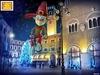 Самая большая в Европе марионетка выступает в Тревизо