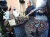 На эногастрономическую ярмарку в Кунео съехались ценители каштанов