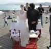 В Лигурии можно пожениться прямо на пляже