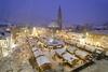 Рождественская ярмарка в Больцано не знает кризиса