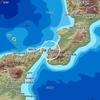 В Мессинском проливе произошло землетрясение силой 4.6 балла