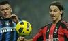 «Интер» - «Милан»: футбольные фанаты замерли в ожидании миланского дерби