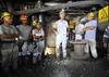Шахтеры Carbosulcis на Сардинии прекратили акцию протеста