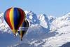 День Святого Валентина: воздушные шары в Аосте и фото-надпись в Турине