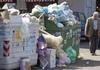 Рим рискует быть заваленным мусором