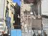 В Неаполе обрушилось здание