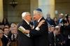 В синагоге Рима состоялась церемония памяти уничтоженных нацистами евреев